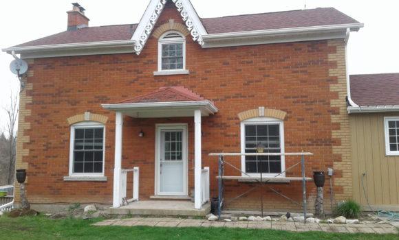 Door Window Re-location in Campbellville