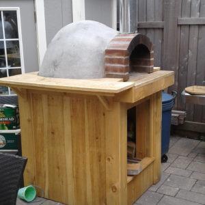 Pizza Oven in Oakville
