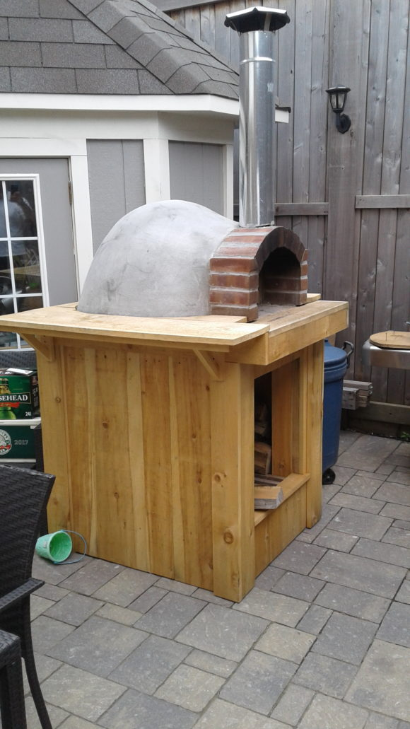 Pizza Oven in Oakville